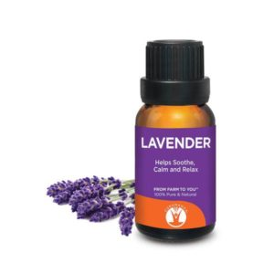 using lavender essential oil for acne